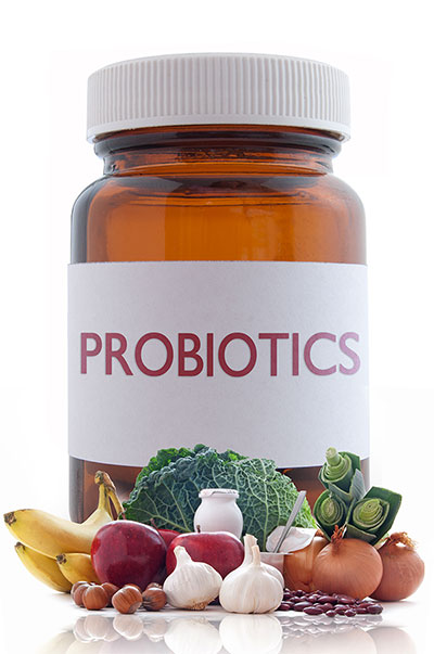 Which probiotic should I take? Or should I use food?